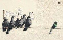 Banksy censuré en Angleterre