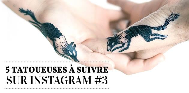 5 tatoueuses à suivre sur Instagram #3