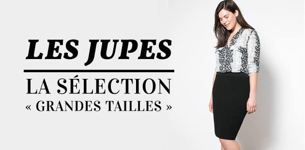 Les jupes – La sélection « grandes tailles »