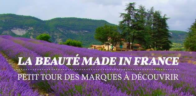 La beauté made in France : petit tour des marques à découvrir