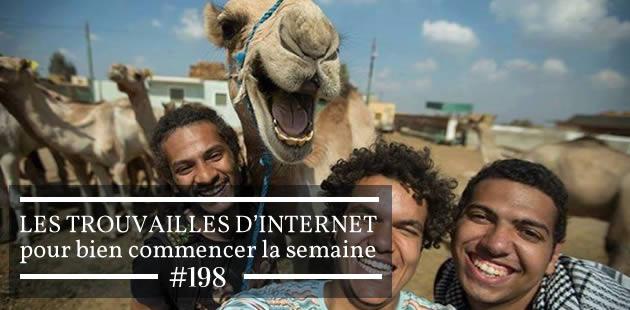 Les trouvailles d'Internet pour bien commencer la semaine #198