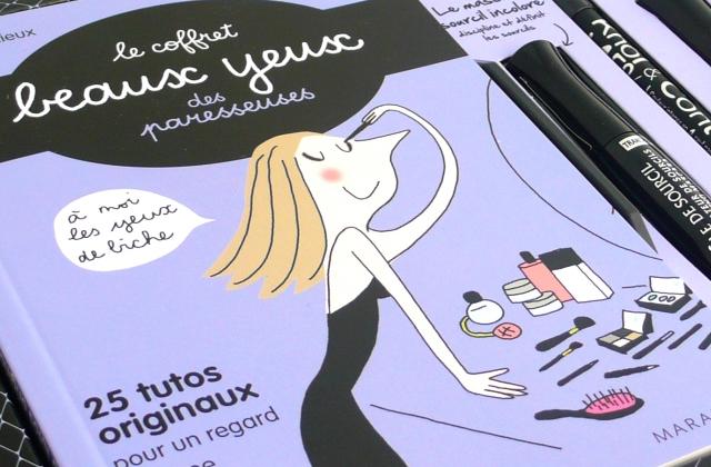 Bourjois sort un coffret de maquillage avec Les Paresseuses