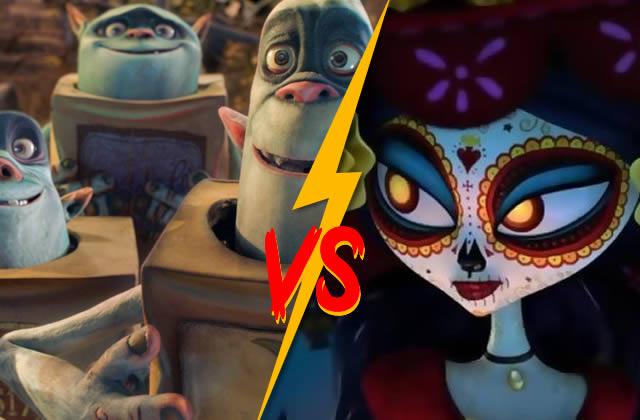 Les Boxtrolls VS La Légende de Manolo : lequel aller voir au cinéma ?