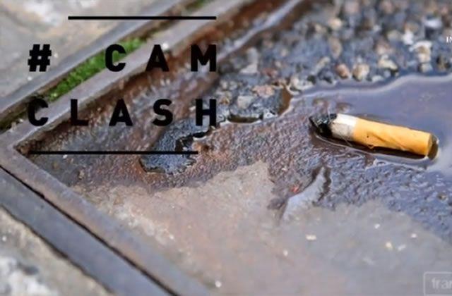 CamClash, épisode 2 : harcèlement de rue, tabagisme et handicap au programme