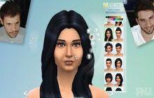 «Quelle célébrité est ce Sims ? », un quiz par FNU