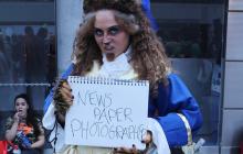 Des cosplayers dévoilent leur métier dans une série de photos