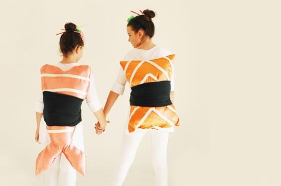 déguisement sushi