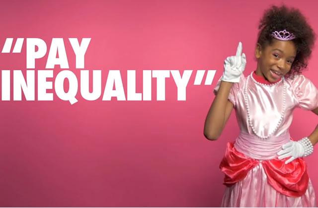 FKCH8 met en scène des petites filles pour recadrer les adultes contre le sexisme