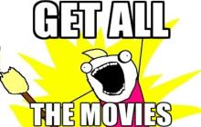 «Get All The Movies » sur le forum cinéma !