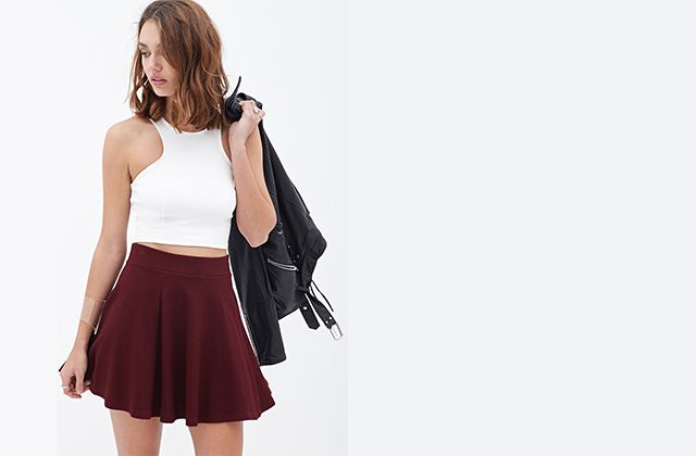 La jupe patineuse – Les indispensables du placard #5