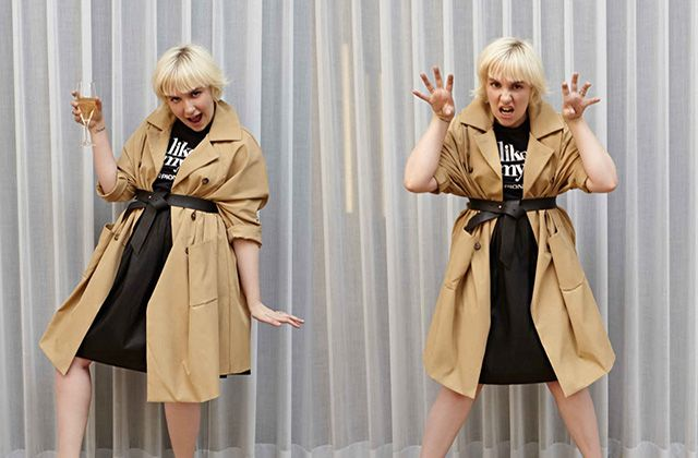 Lena Dunham sort une collection chez NastyGal