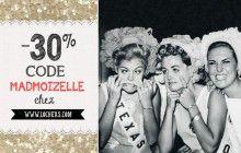 Locher's Paris offre 30% de réduction aux madmoiZelles !