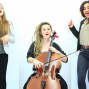 Lucie, Élisa et Juliette reprennent «Jimmy », de Moriarty