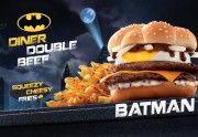 Lien permanent vers McDonald's sort un burger Batman