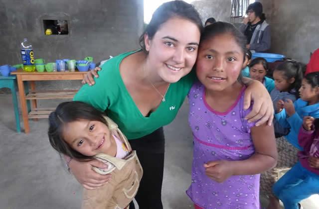 J'ai testé pour vous… faire une mission humanitaire au Pérou