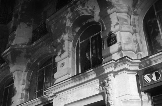 Les monstres du cinéma s'invitent dans Paris, par Golem13