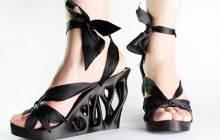« Myth », la première collection de chaussures faites en impression 3D