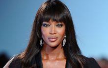 Naomi Campbell collecte des fonds pour lutter contre le virus Ebola