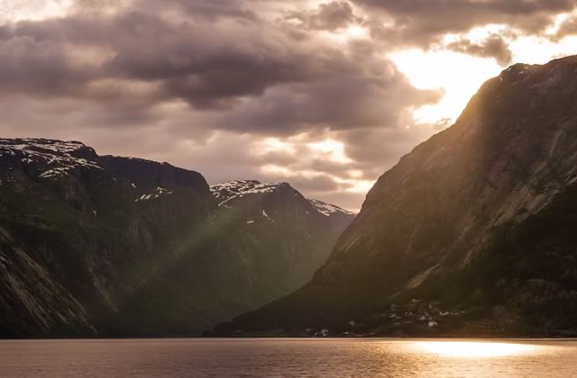 La Norvège en time-lapse dans une vidéo magnifique