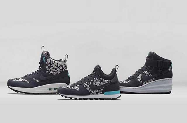 Nike x Liberty de retour avec une nouvelle collection le 28 novembre
