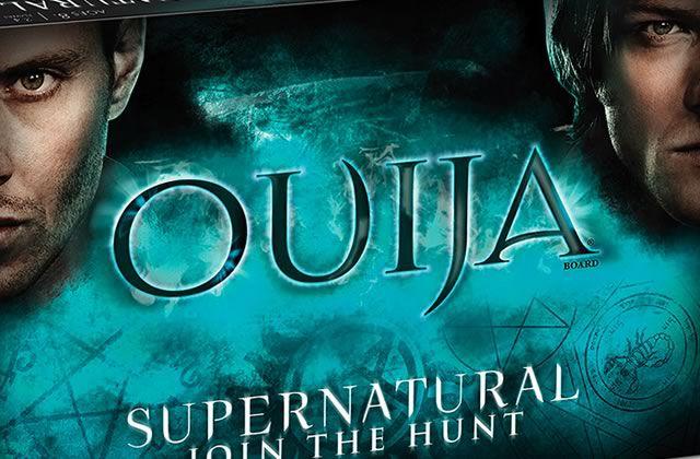 La planche de Ouija « Supernatural », une idée pleine d'ironie