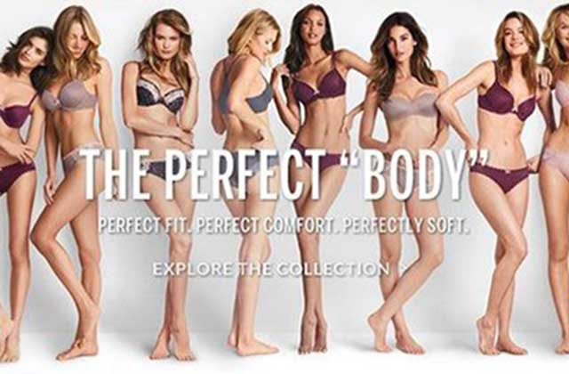 « The Perfect Body » selon Victoria's Secret crée la polémique