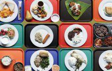 Les repas de cantine à travers le monde