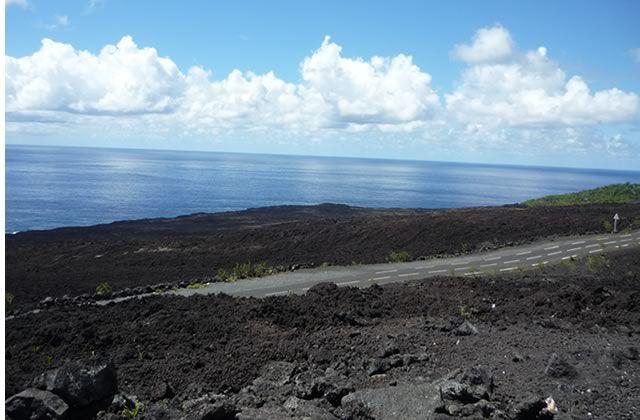 Le patrimoine naturel créole — Carte postale de la Réunion