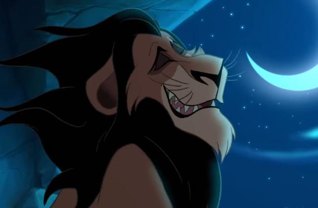 Le Roi Lion continu dans une séquence créée par un fan