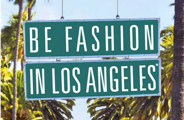 San Marina lance son concours « Be Fashion in Los Angeles »