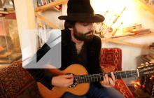 Joseph Chedid a.k.a Selim joue « Paranoïa » en acoustique