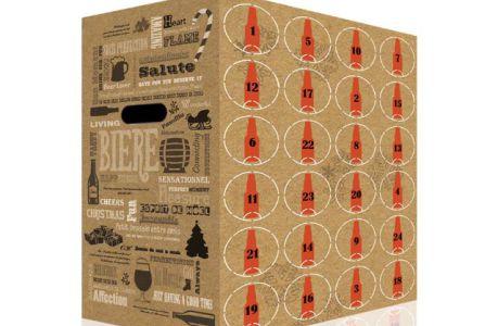 Beery Christmas : le calendrier de l'avent de bières