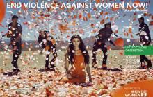 Benetton sort une campagne de pub pour lutter contre la violence faite aux femmes