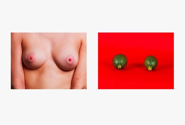 Photos de vrais seins