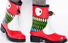 Les bottes en caoutchouc animalières d'Asos — WTF Mode