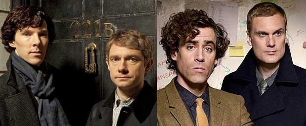Sherlock et Dirk Gently