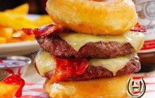 Le burger indécent et ses 2000 calories