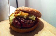 Le burger au camembert qui coule : la recette