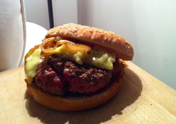 burger resultat