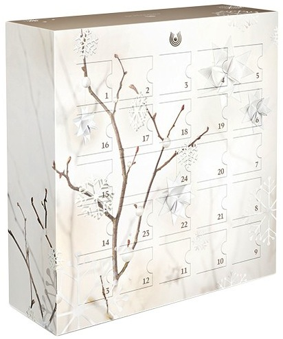 dr hauschka sort un calendrier de l 39 avent beaut. Black Bedroom Furniture Sets. Home Design Ideas