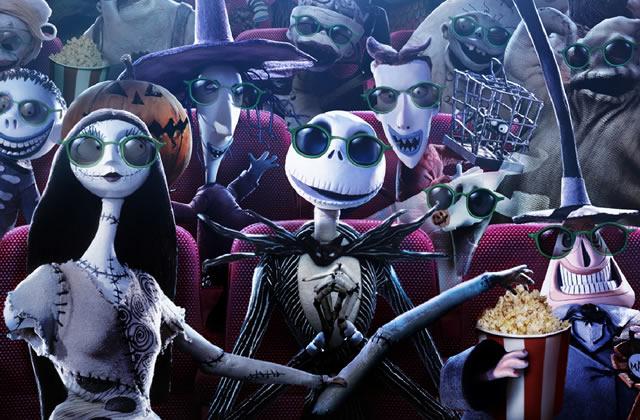 CinémadZ — L'Étrange Noël de Monsieur Jack le 2 décembre en VOST