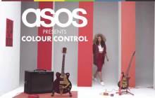 « Colour Control », la nouvelle vidéo interactive d'Asos