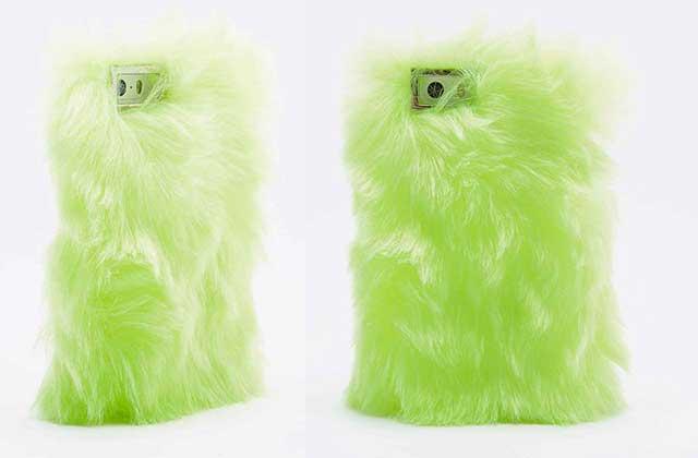 La coque d'iPhone poilue d'Urban Outfitters — WTF Mode