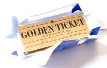 Tuto DIY dessiné – Le Golden Ticket de Cy