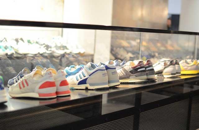Adidas au cœur d'une exposition jusqu'au 23 novembre