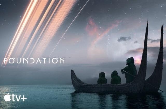 Fondation, la série inspirée d'Isaac Asimov, a son 1er trailer!