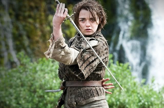 Game of Thrones saison 5 met à l'honneur Arya dans un nouvel extrait
