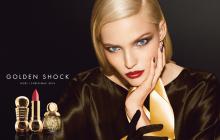 Golden Shock, la collection de maquillage de Dior pour Noël 2014