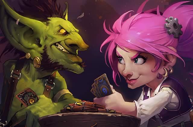 Hearthstone, le jeu de cartes gratuit de Blizzard
