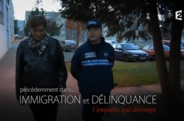 [Replay]Immigration et délinquance, l'enquête qui dérange